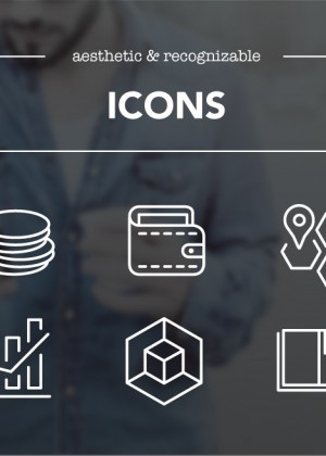 Comptel // Icon design